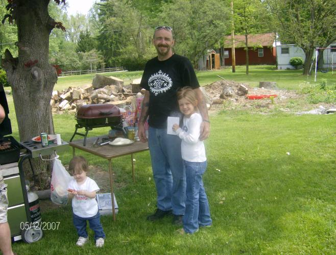 Allison, Hope, and Harold 2007